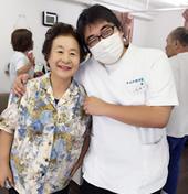 平塚市鎌倉市姿勢治療患者様の写真